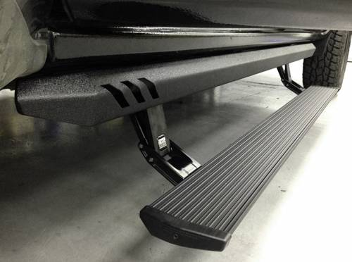 Electric Steps - Amp Research Electric Running Boards
