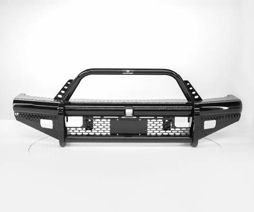 Ranch Hand Front Bumpers - Ranch Hand Legend Bullnose Front Bumper