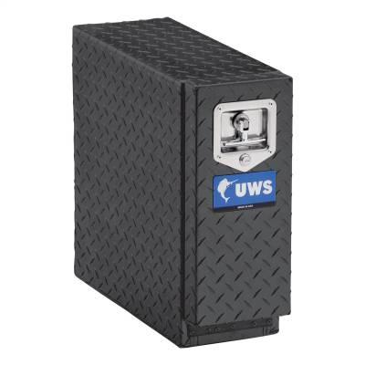 UWS - UWS 22in. Aluminum Drawer Slide Black (DS-22-BLK)