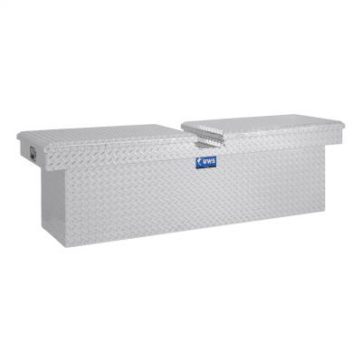 UWS - UWS 72in. Aluminum Gullwing Crossover Toolbox Deep (TBD-72)