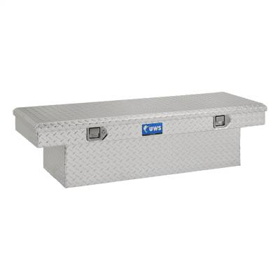UWS - UWS 54in. Aluminum Single Lid Crossover Toolbox (TBS-54)