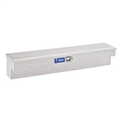 UWS - UWS 72in. Aluminum Side Mount Tool Box (TBSM-72)
