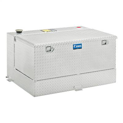 UWS - UWS Aluminum Transfer Tank 101 gallon combo tank (TT-101-COMBO)
