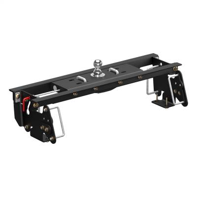 CURT - CURT Double Lock EZr Gooseneck Hitch Kit (BKDK-60682)
