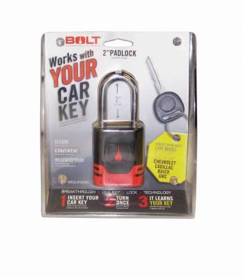 BOLT - BOLT PADLOCK GM LATE MODEL (GM-B) 7018518