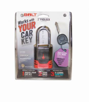 BOLT - BOLT PADLOCK GM EARLY MODEL (GM-A) 7018517