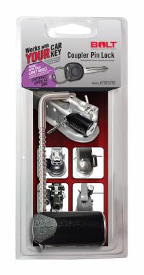 BOLT - BOLT COUPLER PIN LOCK GM EARLY MODEL (GM A) 7025283
