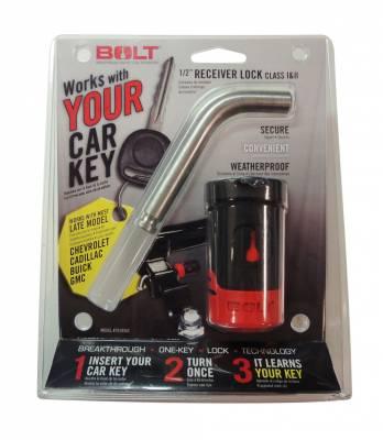 BOLT - BOLT 1/2IN. RECEIVER LOCK GM LATE MODEL (GM-B) 7019342