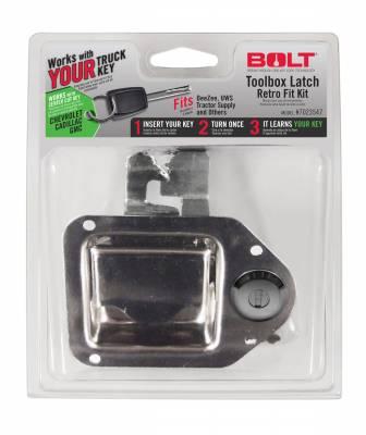 BOLT - BOLT TOOLBOX LATCH GM CENTER CUT 7023547
