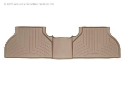 Weathertech - Weathertech  Rear  FloorLiner   DigitalFit   Tan  (455732)