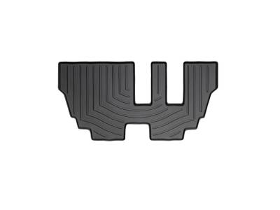 Weathertech - FloorLiner(TM) DigitalFit(R)  Black; Fits Vehicles w/1st Row Bench Seat