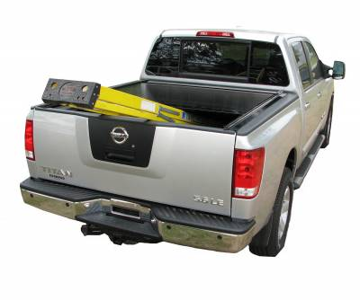 Retrax - RETRAX ONE Retractable Tonneau Cover 67.1 Bed (10741)