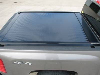 Retrax - RETRAX Powertrax PRO Retractable Tonneau Cover 67.4 Bed (50230)