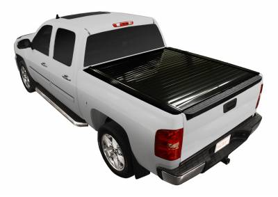 Retrax - RETRAX Powertrax PRO Retractable Tonneau Cover 67.1 Bed (50377)