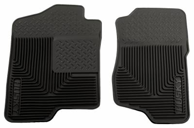 Husky Liners - HUSKY  Classic Style Series  2nd Seat Floor Liner  Black