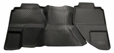 Husky Liners - HUSKY  X-act Contour Series  2nd Seat Floor Liner (Full Coverage)