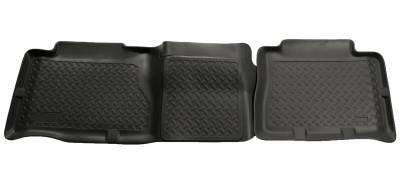 Husky Liners - HUSKY  WeatherBeater Series  Front & 2nd Seat Floor Liners