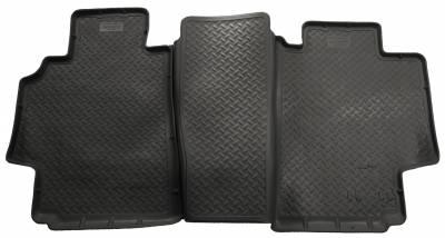 Husky Liners - HUSKY  WeatherBeater Series  3rd Seat Floor Liner  Tan