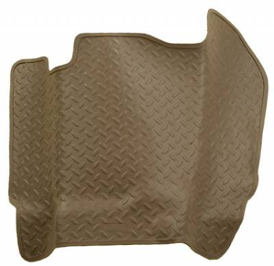 Husky Liners - HUSKY  WeatherBeater Series  Front & 2nd Seat Floor Liners  Tan