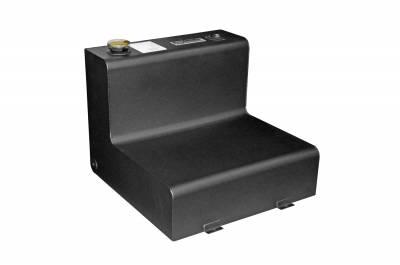 Dee Zee - DEE ZEE TOOL BOX-SPECIALTY TANK-STEEL BLACK STEEL (DZ91754SB)
