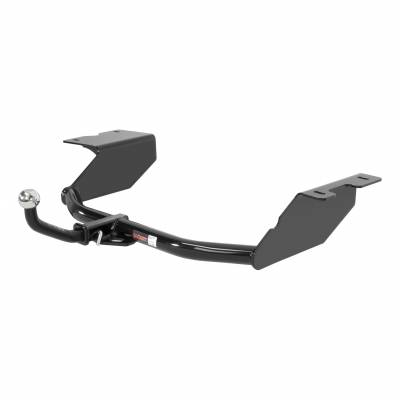 """CURT - CURT CLASS 1 HITCH, INCLUDES 1-7/8"""" EURO MOUNT, INSTALLATION HARDWARE, PIN & CLIP (112781)"""