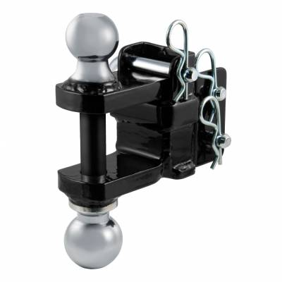 CURT - CURT ADJUSTABLE MULTIPURPOSE BALL MOUNT HEAD (45008)
