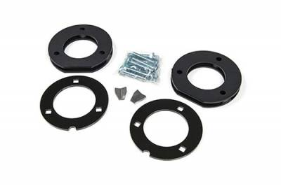 BDS - BDS Suspension Lift Kit - 2in Front Leveling Kit -2WD/4WD-  (167H)