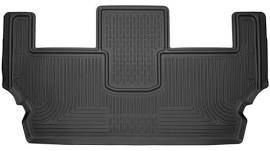 Husky Liners - HUSKY  WeatherBeater Series  Front & 2nd Seat Floor Liners  Black