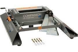 B&W - B&W Companion Slider 5th Wheel Hitch Kit for Turnoverball(RVK3405)