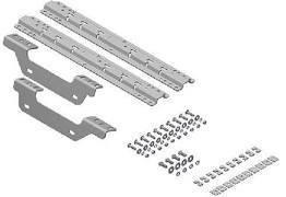 B&W - B&WQuick Fit Custom Install Bracket16-C Silverado/Sierra 2500/3500 (RVR2502)