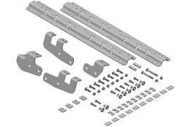 B&W - B&W Universal Mounting Rails with Quick Fit Custom Installation Brackets (RVK2400)