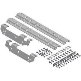 B&W - B&W Universal Mounting Rails with Quick Fit Custom Installation Brackets (RVK2402)