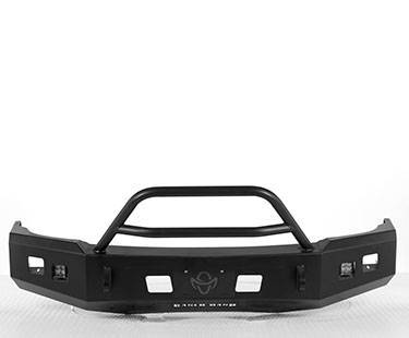 Ranch Hand - Ranch Hand Front Horizon Series Bullnose Bumper (HFD101BMT)