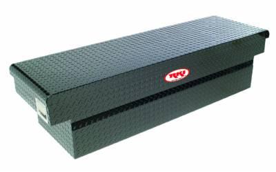 RKI - RKI SINGLE LID ALUMINUM SHALLOW XBOX-FULLSIZE TRUCKS (C63SA)