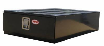 RKI - RKI Floor Drawer 30 X 10 X 48 Black (FD301048B)