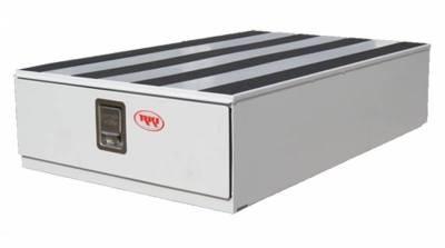 RKI - RKI Floor Drawer 30 X 10 X 48 White (FD301048)