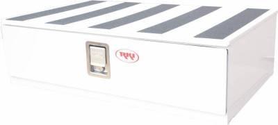 RKI - RKI Floor Drawer 40 X 10 X 24 White (FD401024)