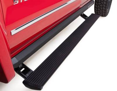 AMP Research - AMP  Powerstep Xtreme   Dodge Ram 1500 Standard/Extended/Crew Cab (78139-01A)