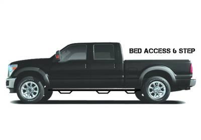 N-Fab - NFAB  Nerf Step, Bed Access, Gloss Black