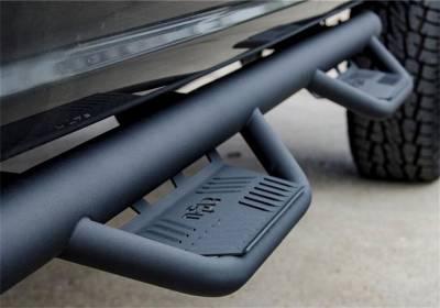 N-Fab - NFAB  Podium LG, Cab Length, Textured Black