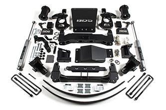 "BDS - BDS   8"" Suspension Lift   2014-2018  Chevy/GMC 1500 4WD  (743H)"