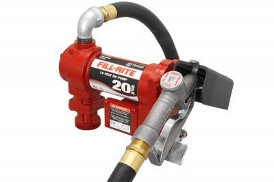 FillRite - FillRite    12V DC, 20 GPM    High Flow Pump  (FR4210H)
