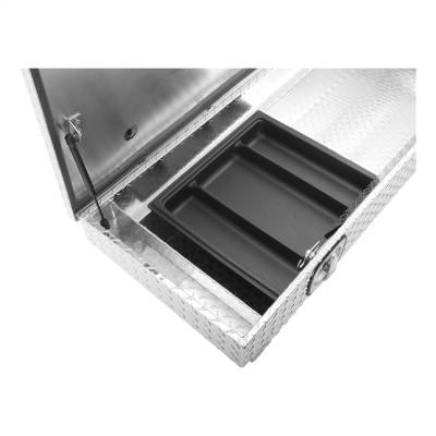 Misc. - UWS Misc. Exterior - UWS - FITS STANDARD CROSSOVER BOXES 16-1/2in. (18-1/2in. INC LIP) X 16in. X 1-1/2in. (AL-TRAY-STD)