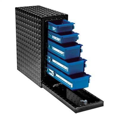 UWS - UWS 22in. Aluminum Drawer Slide Black (DS-22-BLK) - Image 2