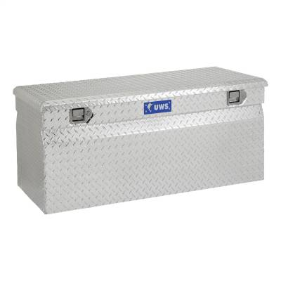 Aluminum - UWS Chest Boxes Aluminum - UWS - UWS 48in. Aluminum Chest Box for #UWS-Carrier (TBC-48-DD)