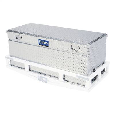 UWS - UWS 48in. Aluminum Chest Box for #UWS-Carrier (TBC-48-DD) - Image 2