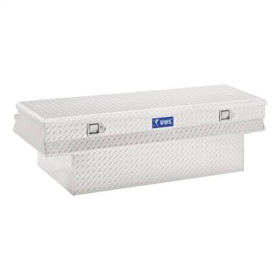 Aluminum - UWS Chest Boxes Aluminum - UWS - UWS 60in. Aluminum Chest Box Notched (TBC-60-N)