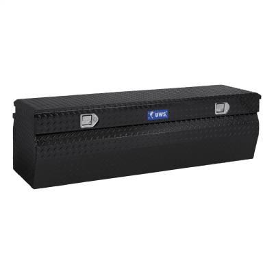 UWS - UWS 60in. Aluminum Chest Box Wedge Black (TBC-60-W-BLK)