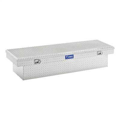 Aluminum - UWS Cross Boxes Aluminum - UWS - UWS 69in. Aluminum Single Lid Crossover Toolbox (TBS-69)