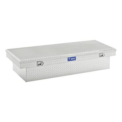 UWS - UWS 72in. Aluminum Single Lid Crossover Toolbox Extra Wide (TBS-72-LBTA) - Image 1